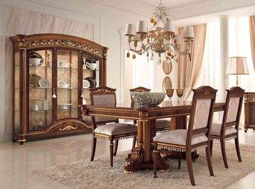 Итальянская гостиная Luigi XVI фабрики Valderamobili