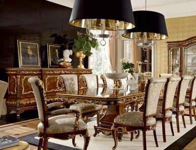 Итальянская столовая Versailles фабрики Grilli