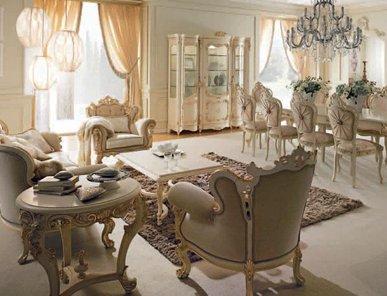 Итальянская гостиная Venezia фабрики AGM