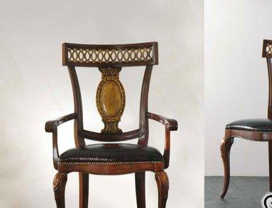 Итальянские стулья STYLE фабрики VENETA SEDIE