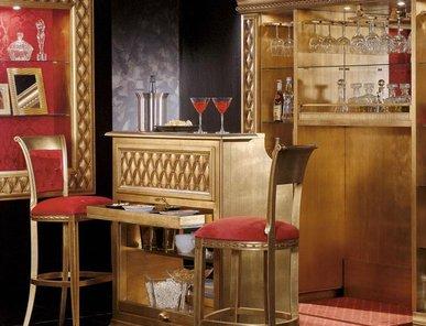 Итальянские бары и барные стулья фабрики Bakokko