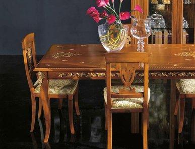 Итальянские столы и стулья фабрики Bakokko