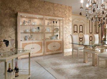Итальянские столовые Exedra фабрики Turri
