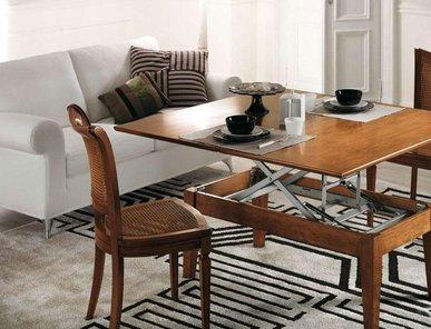 Итальянские столы и стулья Perla del mare фабрики MODENESE GASTONE