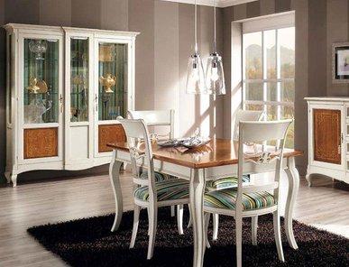 Итальянские столовые New York фабрики MIRANDOLA часть II