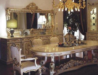 Итальянские столовые 2 фабрики Asnaghi Interiors
