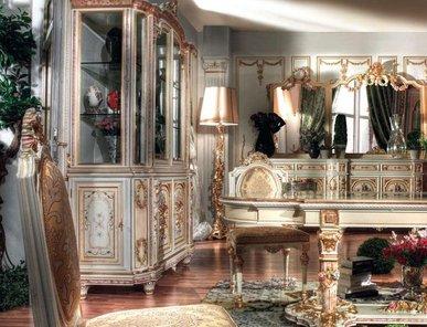 Итальянские столовые Gold фабрики Asnaghi Interiors