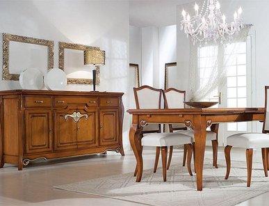 Итальянские столовые Aida фабрики BAMAR