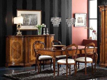 Итальянские столовые Antiquaria фабрики BAMAR
