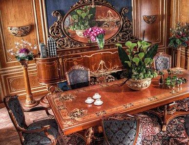 Итальянские столовые Italia фабрики Asnaghi Interiors