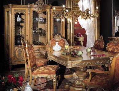 Итальянские столовые Luxury фабрики Asnaghi Interiors