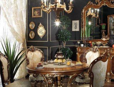 Итальянские столовые Manzoni фабрики Asnaghi Interiors