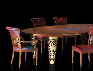Итальянские столовые Decoras фабрики Asnaghi Interiors