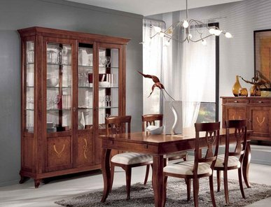 Итальянские столовые Classic Home фабрики Zancanella Renzo