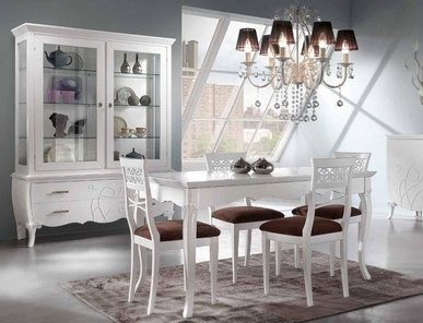 Итальянские столовые Vanity Decor фабрики Zancanella Renzo