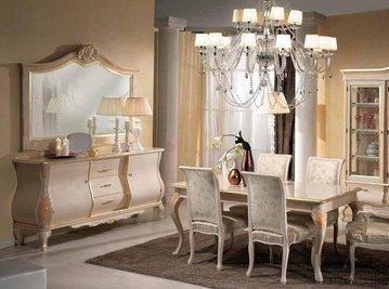 Итальянские гостиные Tulipano фабрики Zancanella Renzo