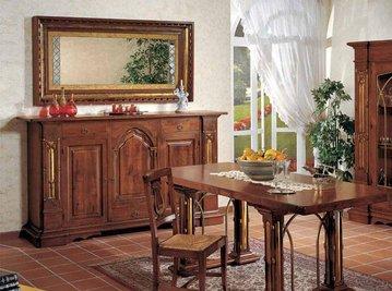 Итальянская гостиная Gotico фабрики Zancanella Renzo