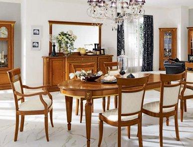 Итальянские столовые Angelica фабрики Mario Villanova & C. S.r.l