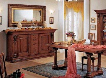 Итальянские гостиные Orchidea фабрики Zancanella Renzo
