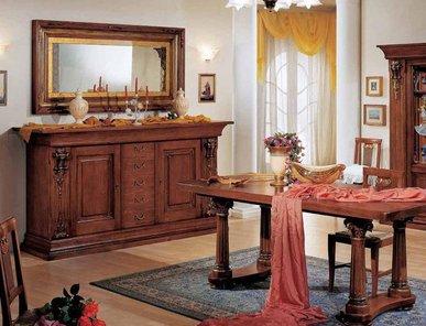 Итальянские столовые Orchidea фабрики Zancanella Renzo