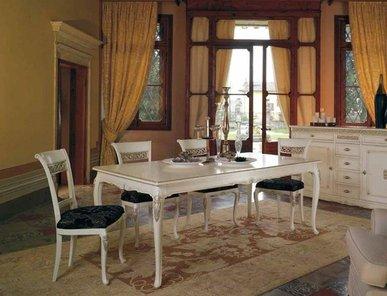 Итальянские столовые Villa Fascinato фабрики Zancanella Renzo