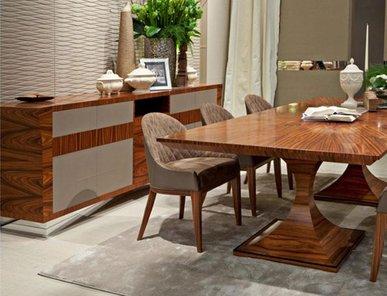 Итальянские столовые NEWS 2011 фабрики MOBILIDEA