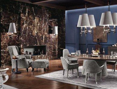 Итальянские столовые Master Collection фабрики Smania