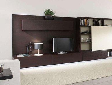Итальянские стенки Lounge Book 1 фабрики Armobil