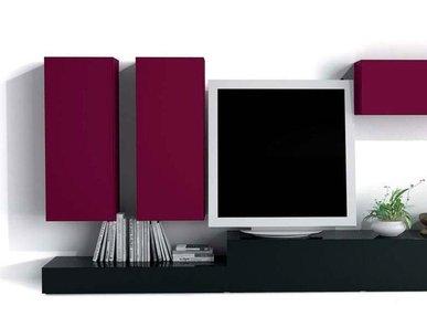 Итальянские стенки Lounge Book 2 фабрики Armobil