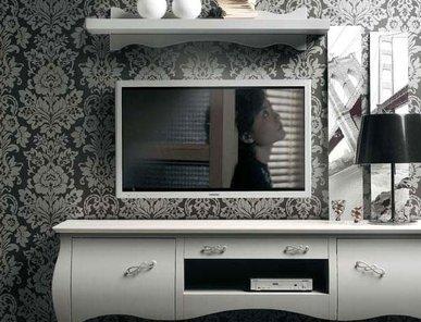 Итальянская мебель для ТВ La Fenice фабрики MODENESE GASTONE