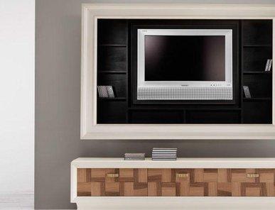 Итальянская мебель для ТВ Marostica фабрики BAMAR