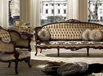 Итальянская мягкая мебель Aurora фабрики Arredo e Sofa