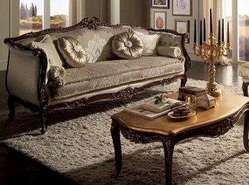 Итальянская мягкая мебель Luigi Filippo фабрики Arredo e Sofa