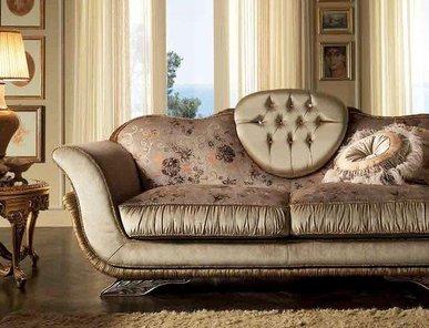 Итальянская мягкая мебель Dante фабрики Arredo e Sofa
