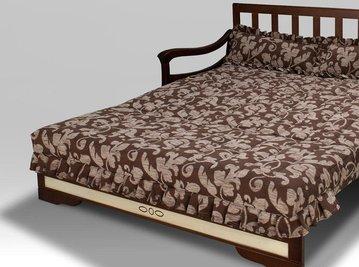 Итальянский диван-кровать AVANA фабрики LES COUSINS S.r.l.
