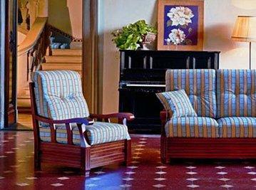Итальянская мягкая мебель ACAPULCO фабрики  LES COUSINS S.r.l.