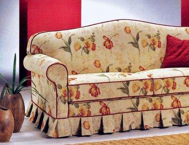 Итальянский раскладной диван ALESSIA фабрики LES COUSINS S.r.l.