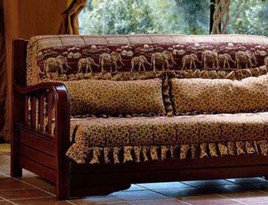 Итальянский диван-кровать BARBADOS фабрики LES COUSINS S.r.l.