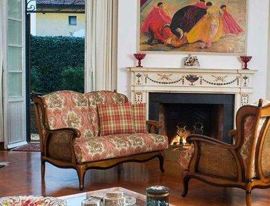 Итальянская мягкая мебель WIEN фабрики  LES COUSINS S.r.l.