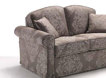 Итальянский раскладной диван GIORGIA фабрики LES COUSINS S.r.l.