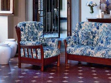 Итальянская мягкая мебель IOWA фабрики  LES COUSINS S.r.l.