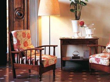 Итальянское кресло ST. GEORGES фабрики LES COUSINS S.r.l.