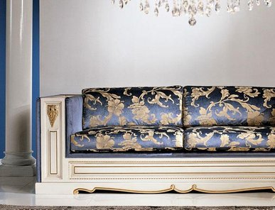 Итальянская мягкая мебель фабрики Bakokko