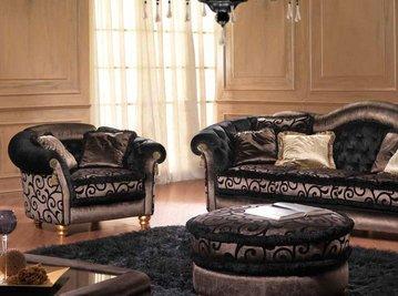 Итальянская мягкая мебель 2012 часть 2 фабрики SAT EXPORT