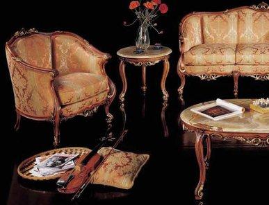 Итальянская мягкая мебель фабрики FRATELLI RADICE