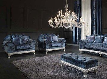 Итальянская мягкая мебель Classic фабрики KEOMA SALOTTI часть I