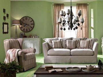 Итальянская мягкая мебель Provenza фабрики KEOMA SALOTTI