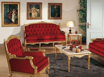 Итальянская мягкая мебель La Fenice фабрики MODENESE GASTONE