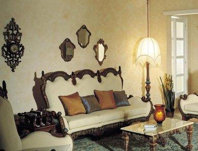 Итальянская мягкая мебель 4 фабрики Asnaghi Interiors