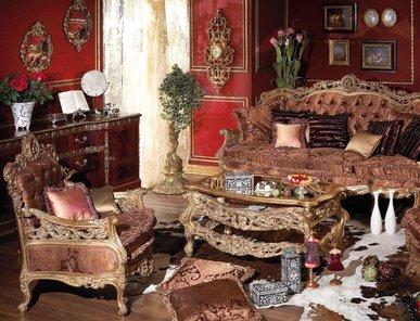Итальянская мягкая мебель Manzoni фабрики Asnaghi Interiors